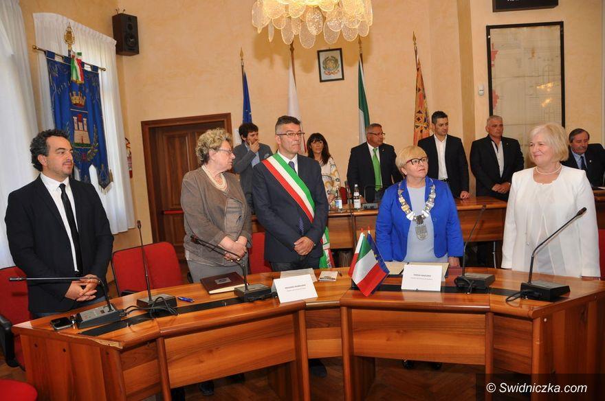 Świdnica/Region: Umowa podpisana