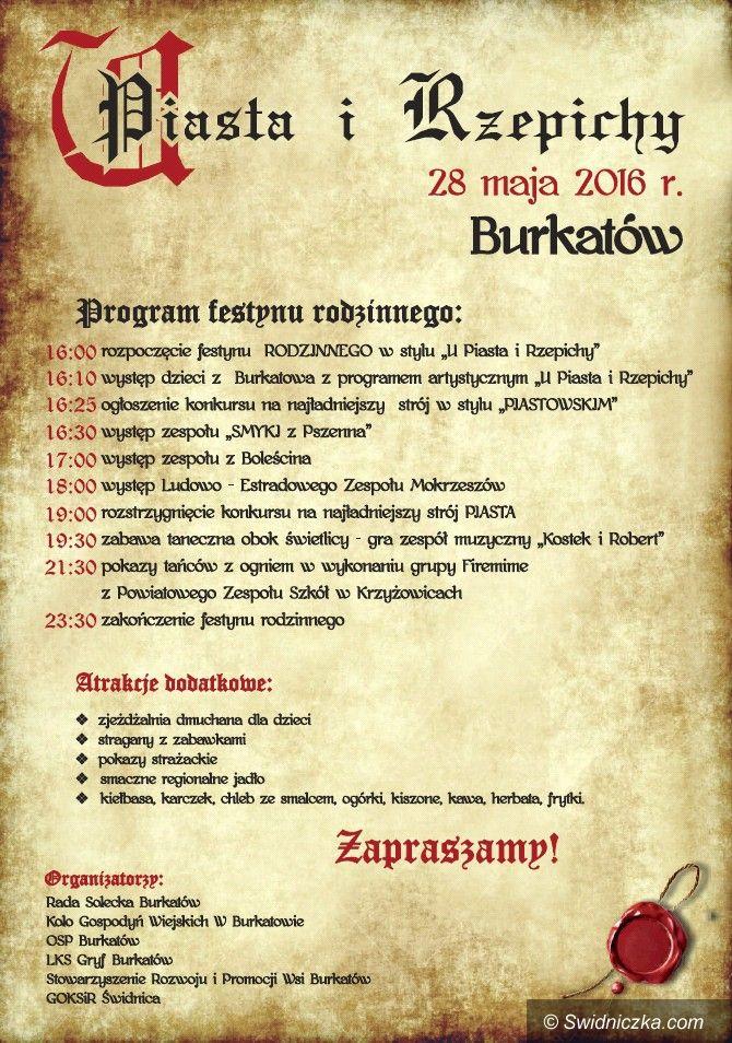 Świdnica: Festyn u Piasta i Rzepichy