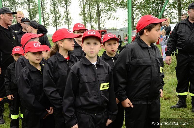 Żarów: Partnerskie zawody strażackie