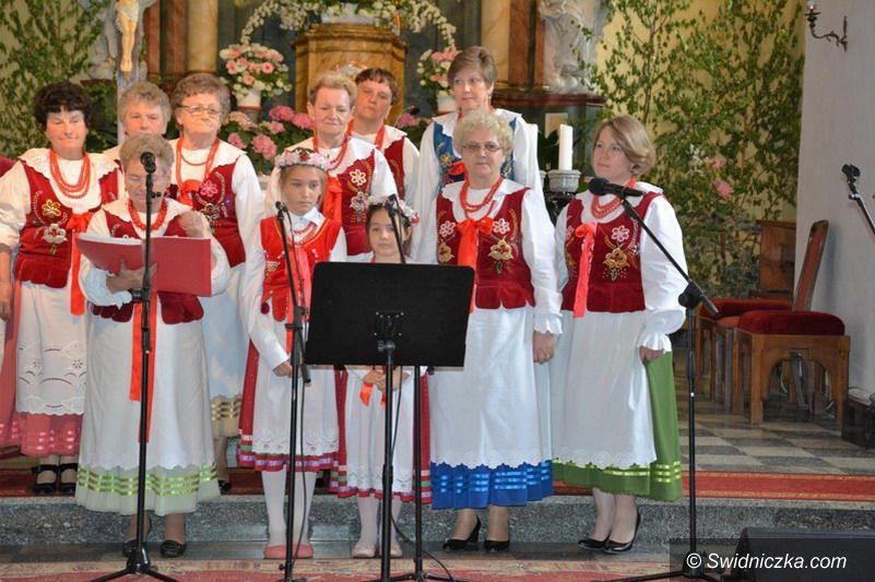 Strzegom: Śpiewali ku czci Boga i św. Jana Pawła II