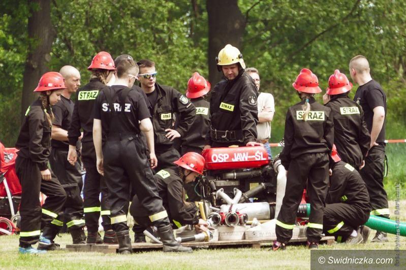 Pasieczna: Jaworzyńscy strażacy w formie