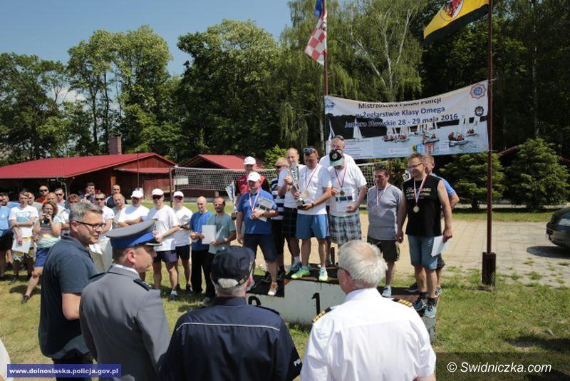 REGION: Sportowa rywalizacja wyłoniła najlepszych żeglarzy w Policji