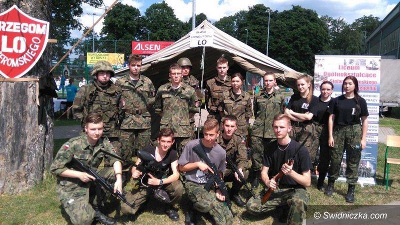 Strzegom: Aktywna klasa mundurowa