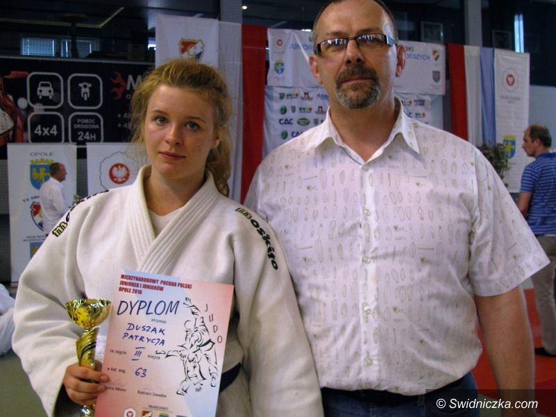 Strzegom: Dwa medale judoków AKS–u