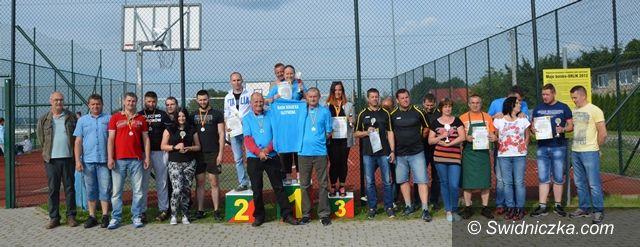 Lutomia Dolna: Sportowy weekend na wsi
