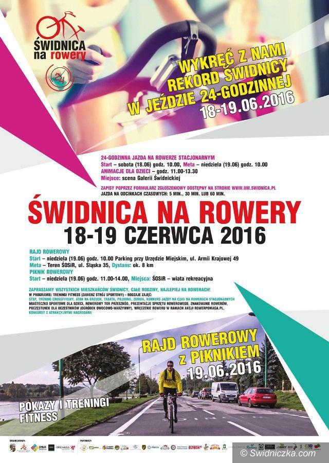Świdnica: Świdnica na Rowery 2016