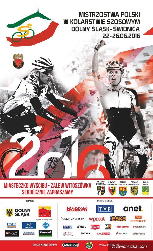 Świdnica: Przed nami Mistrzostwa Polski w Kolarstwie Szosowym