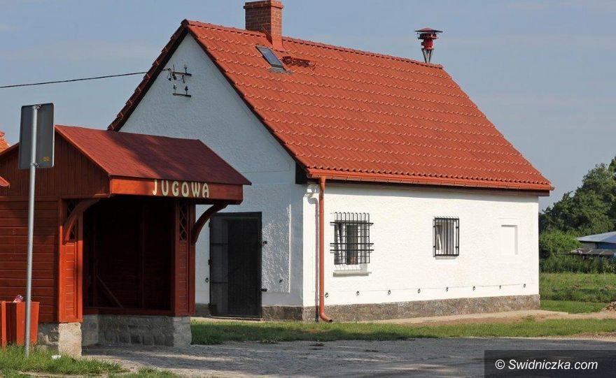Jugowa: Remont remizy zakończony