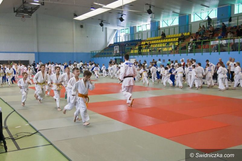 Strzegom: XVIII Memoriał Judo im. E. Brzegowego