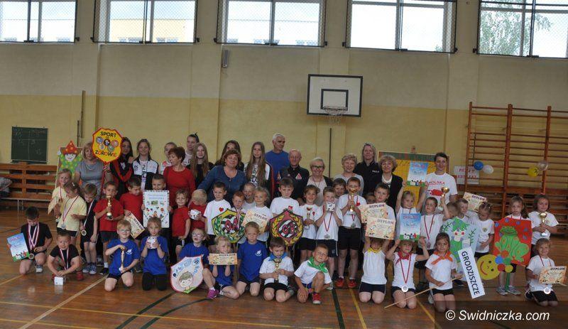Pszenno: Olimpiada przedszkolaków