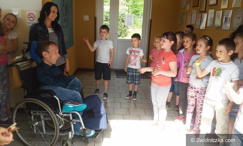 Imbramowice: Niepełnosprawni w pełni sprawni
