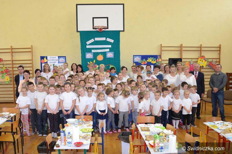 Strzelce: Uczniowie ze szkoły w Strzelcach w Księdze Rekordów Guinnessa!