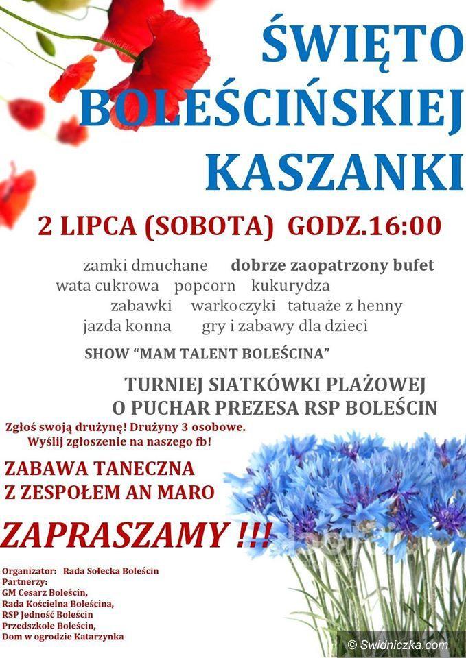 Boleścin: Święto boleścińskiej kaszanki