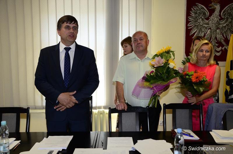 Żarów: Burmistrz z absolutorium