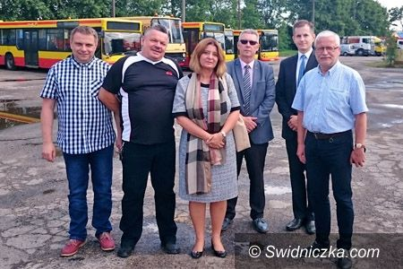 Świdnica: Zarządy MPK i ŚPWiK z absolutorium