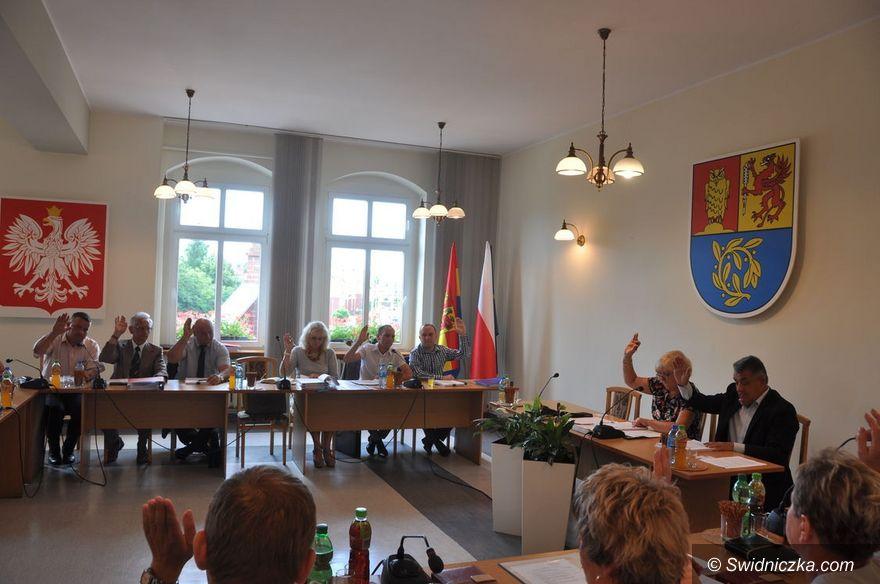 Gmina Świdnica: Przystąpią do projektu