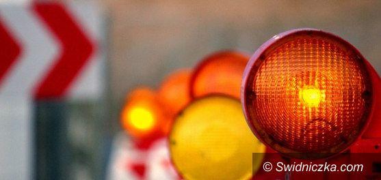 powiat świdnicki: Wakacyjne prace na powiatowych drogach
