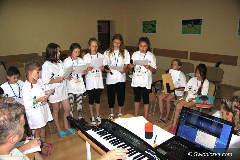 Lubachów: Warsztaty wokalne dla uzdolnionej młodzieży