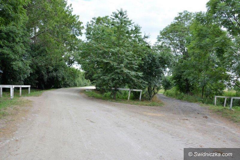 Morawa: Wybudują drogę