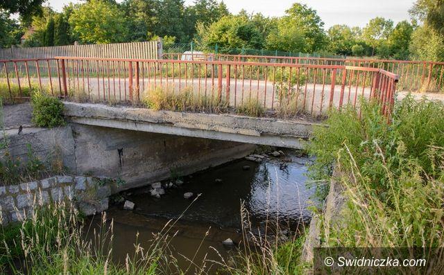 Szczepanów: Promesa na most w Szczepanowie