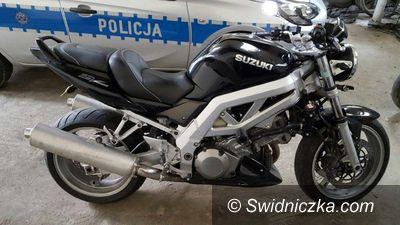 Strzegom: Odzyskali skradzionego quada oraz motocykl