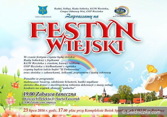 Roztoka: Festyn w Roztoce już w sobotę