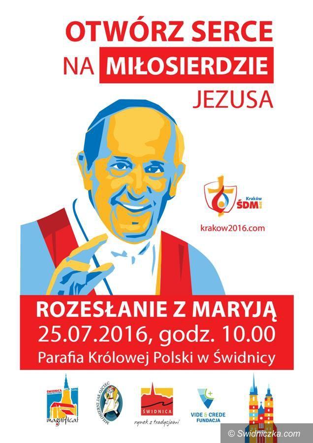 Świdnica: Światowe Dni Młodzieży w diecezji świdnickiej