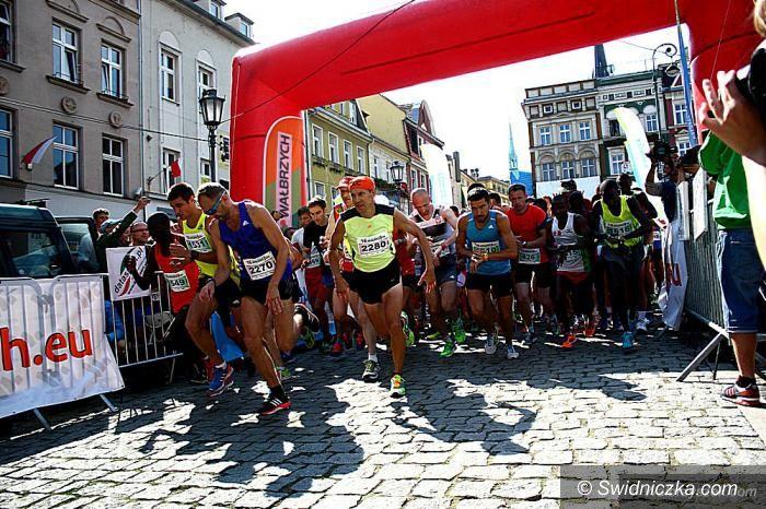 REGION, Wałbrzych: Są jeszcze wolne miejsca na Półmaraton Wałbrzych