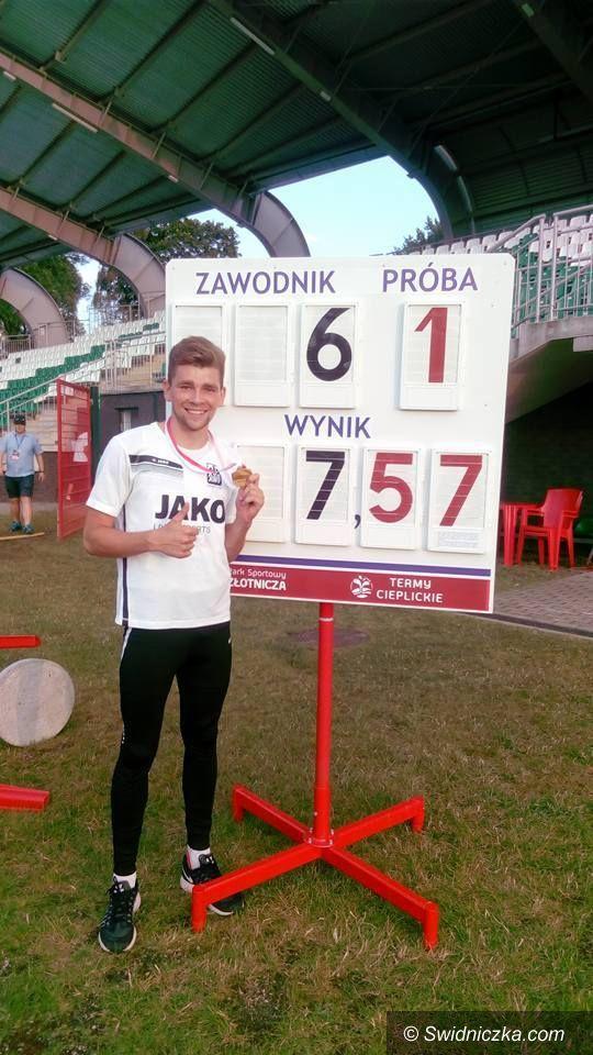 Jaworzyna Śląska: Mateusz Jopek Mistrzem Polski