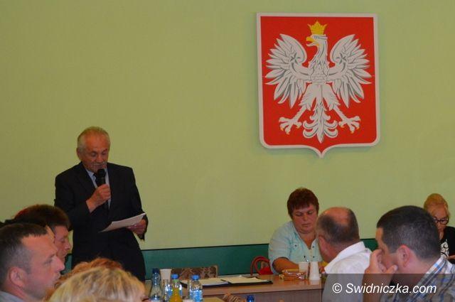 Marcinowice: Nadzwyczajna sesja w Marcinowicach