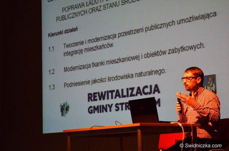 Strzegom: Trwają konsultacje społeczne Lokalnego Programu Rewitalizacji Gminy Strzegom na lata 2015–2025