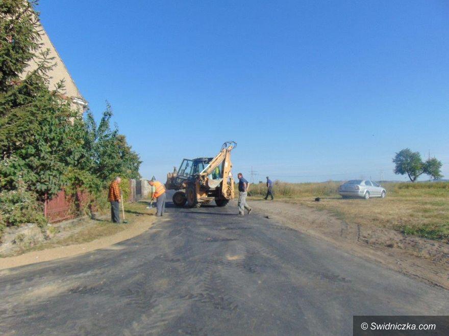 Serwinów: Nowa droga w Serwinowie