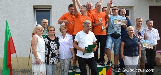 Gmina Świdnica: Tegoroczny Turniej Sołectw dobiegł końca