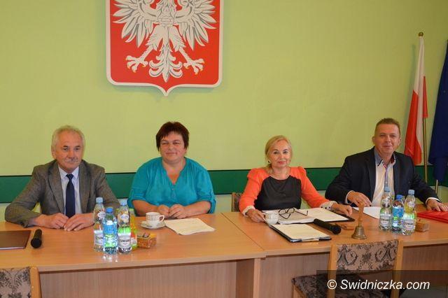 Marcinowice: Radni z Marcinowic spotkają się w czasie sesji