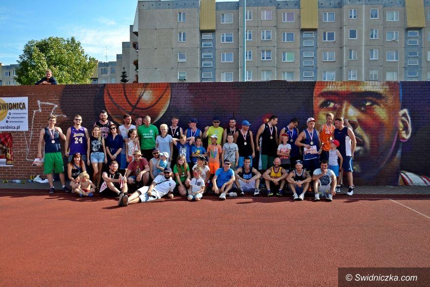 Świdnica: Za nami Domino Streetball Cup