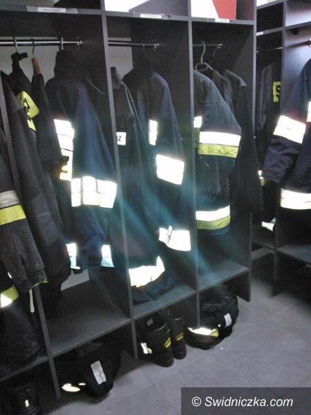 Pożarzysko: Remiza strażacka jak nowa