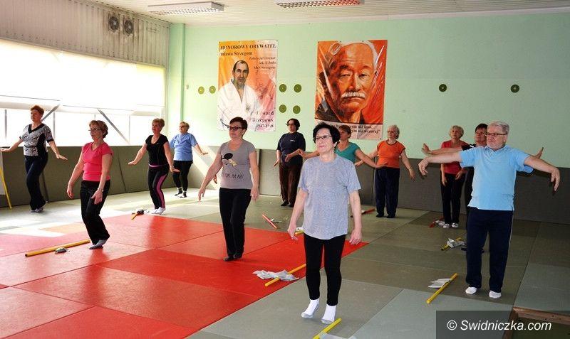 Strzegom: Gimnastyka dla seniorów