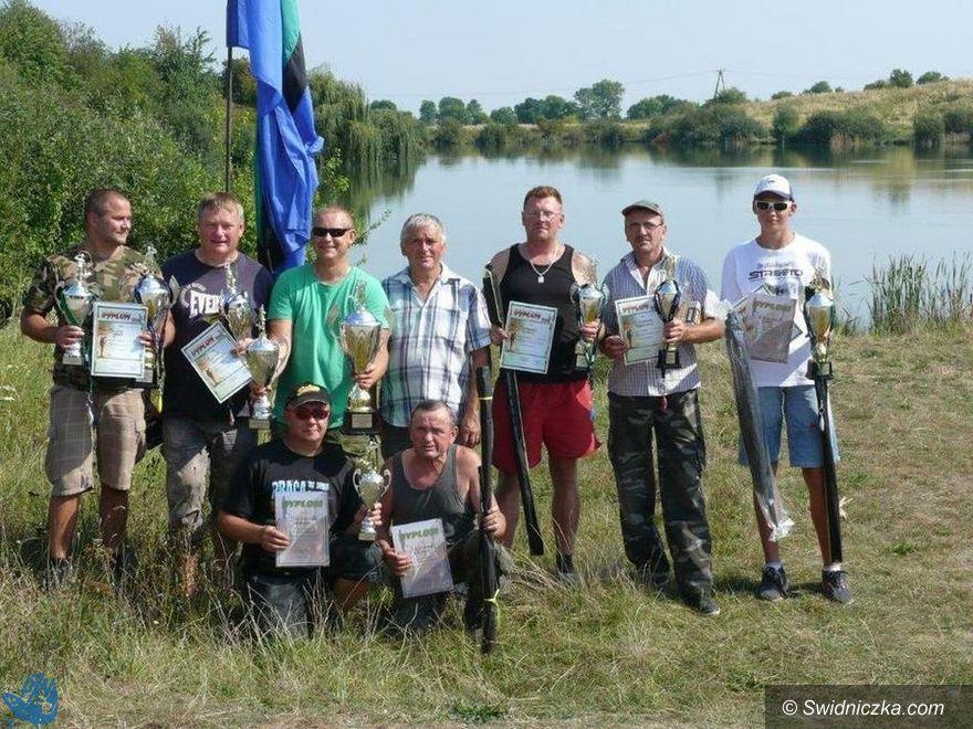 Strzegom: Zawody wędkarskie o Puchar Prezesa oraz zakończenie Grand Prix Ziemi Strzegomskiej