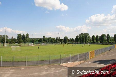 Świdnica: 1,5 miliona złotych z Ministerstwa Sportu i Turystyki na przebudowę stadionu miejskiego w Świdnicy
