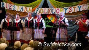 Jaworzyna Śląska: Biesiada Folklorystyczna z okazji jaworzyńskich Senioraliów
