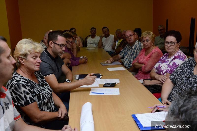 Żarów: Mieszkańcy wsi podzielili fundusz sołecki