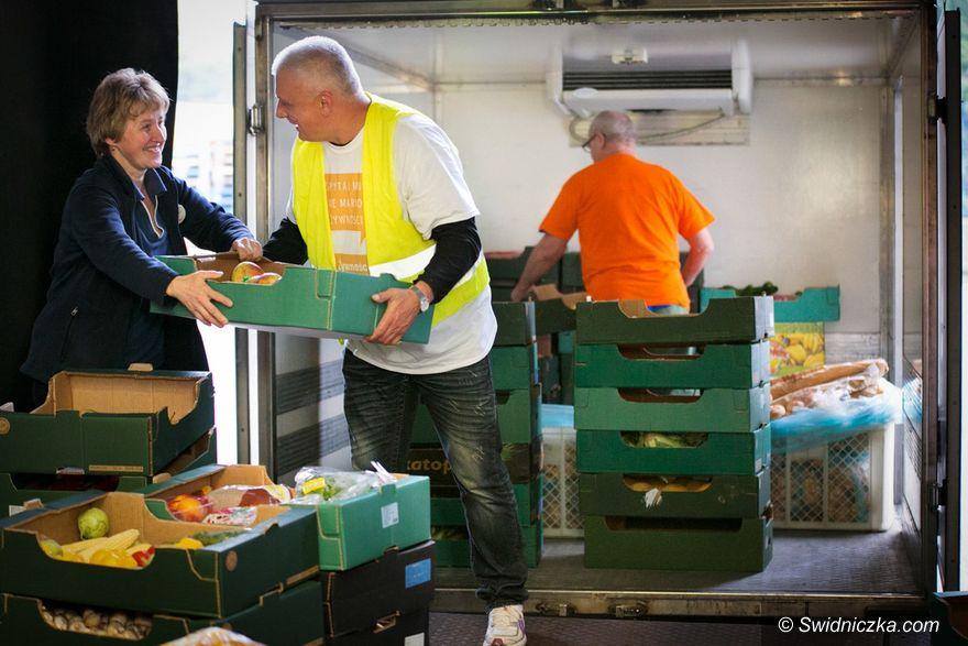 Świdnica: Tesco w Świdnicy przekaże żywność dla lokalnej organizacji