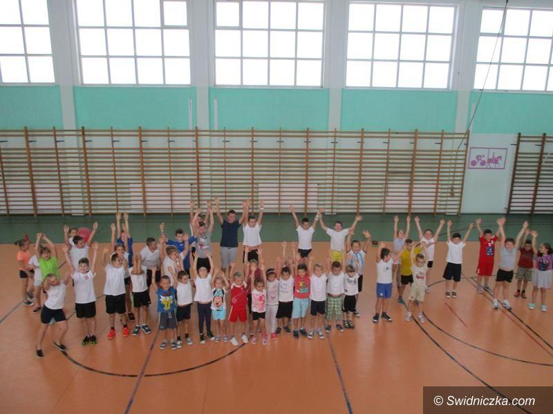 Imbramowice: Europejski Tydzień Sportu w SP Imbramowice