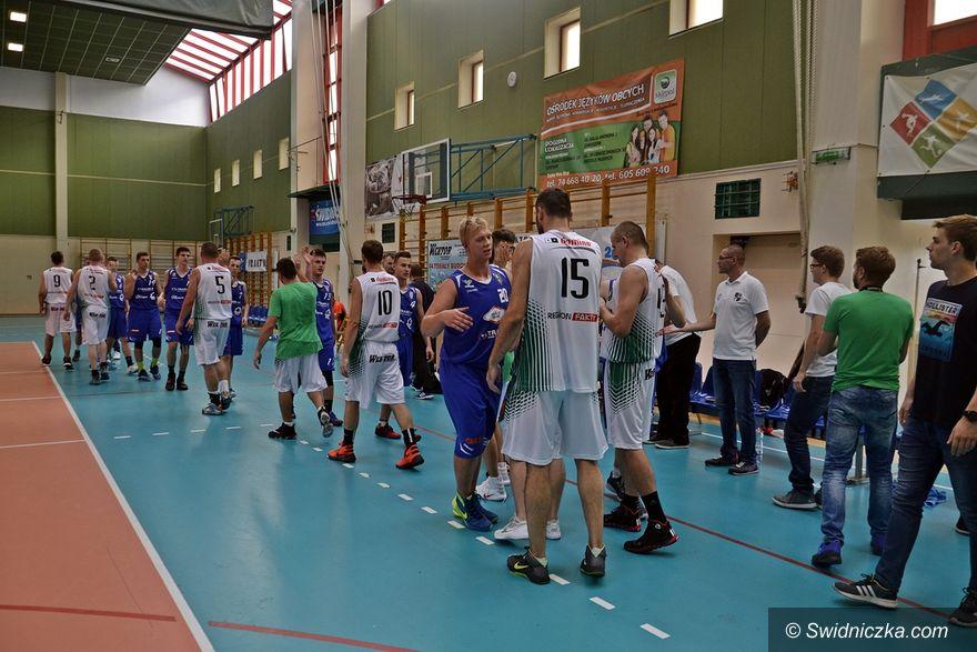 Świdnica: III liga koszykówki: Powrót koszykarskiej Świdnicy
