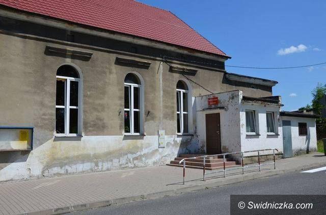 Marcinowice: Remontują świetlice w gminie Marcinowice