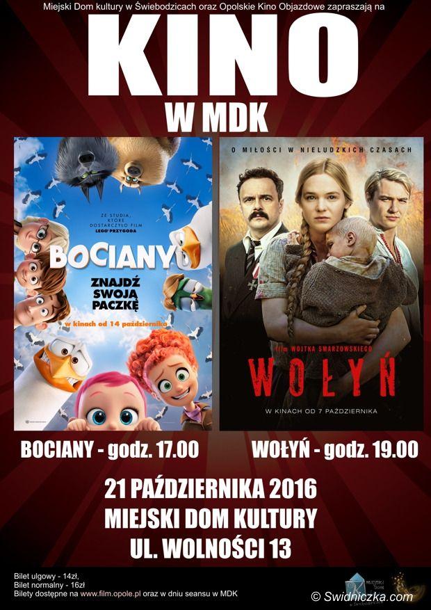 Świebodzice: Premierowe kino w Świebodzicach