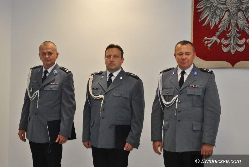 Świdnica: Nowy komendant objął stanowisko