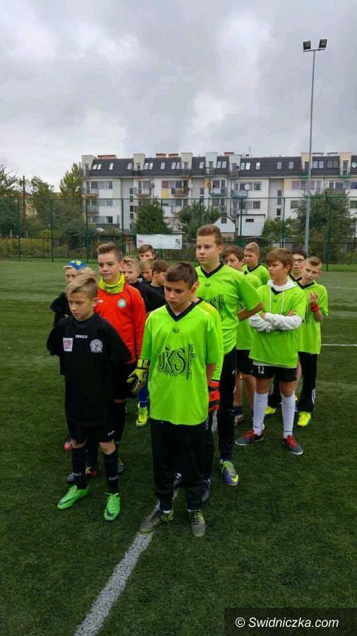 Strzegom: Sukces piłkarzy PSP nr 2 w Strzegomiu