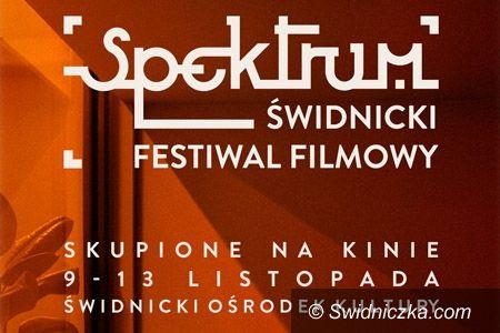 """Świdnica: Świdnicki Festiwal Filmowy """"Spektrum"""""""