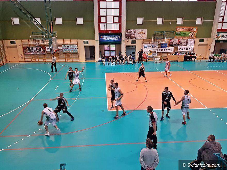 Świdnica: III liga koszykówki: Wygrana Prakto Polonii Świdnica